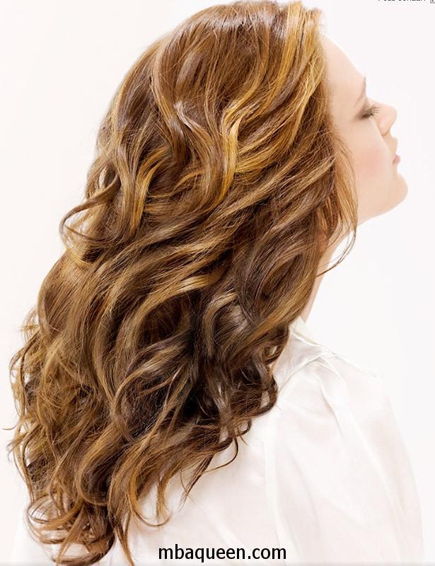 Как быстро сделать волнистые волосы в домашних условиях 94